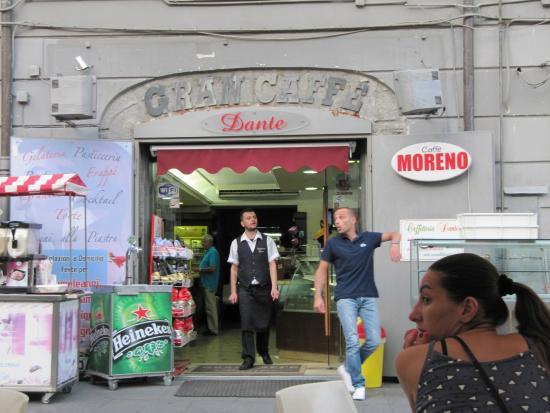 Dante Espresso Bar And Cafe